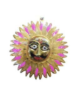 Kaal Bhairav Metal Door Hanging Sculpture